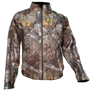 Scent Blocker SKOJXTXL Scent Blocker Sola Knock Out Jacket Realtree Xtra - XL