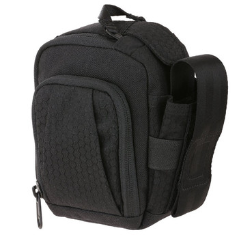"""Maxpedition SOPBLK Maxpedition SOP Side Opening Pouch Black 5""""L x 3""""W x 6""""H"""
