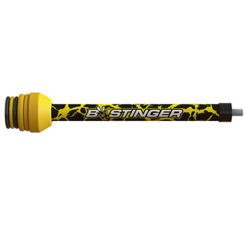 Bee Stinger SPHXN08YE Bee Stinger 8in Sport Hunter Xtreme Stabilizer-Yellow
