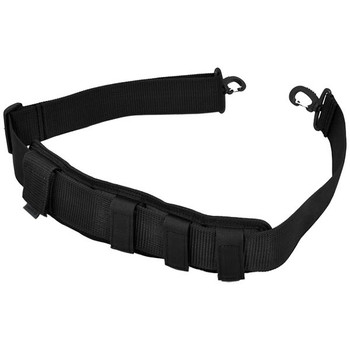 Hazard 4 SPR-SDSTP-BLK Hazard 4 2in Shoulder Strap with Removable Pad Black