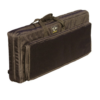 Galati Gear SQ32D Galati Gear 32in Discreet Double Square Case -Black