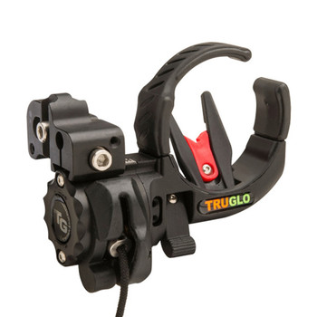 TruGlo TG650BLH TruGlo Lock-Fire Drop-Away Arrow Rest - Left Handed