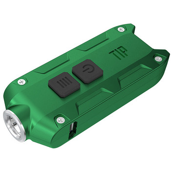 Nitecore TIP GREEN Nitecore TIP Rechargeable Keychain Light-Green