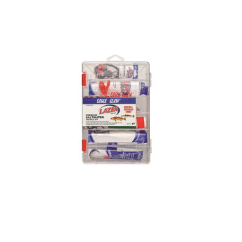 Eagle Claw TK-REDTROUT Eagle Claw Lazer Saltwater Redfish and Trout Tackle Kit