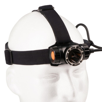 Guard Dog Security TL-GDH1200 Guard Dog 1200 Lumen Head Lamp w/7 Functions - Waterproof
