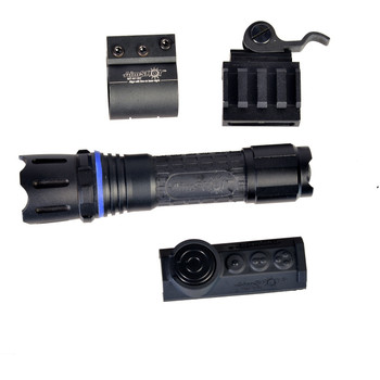 AimSHOT TX890-WH AimSHOT TX890-WH White Wireless Flashlight with QR Mount kit