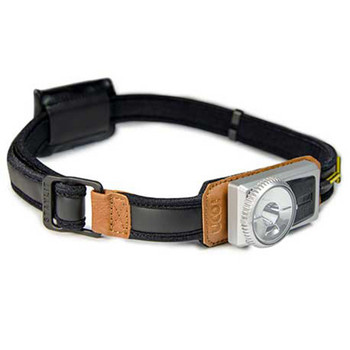 Industrial Revolution UCOHL-A120BT UCO A120 Comfort-Fit LED Headlamp Black/Tan