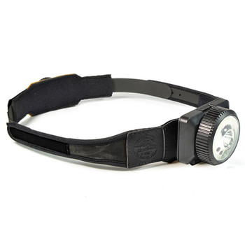 Industrial Revolution UCOHL-X120B UCO X-120 X-Act Fit Headlamp Black