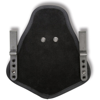 Uncle Mikes UM51121 Uncle Mikes Inside The Waistband Adapter Black w/Clips