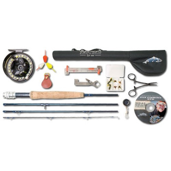 Wright & McGill WMEPC954 Wright & McGill Plunge Fly Fishing Collection (5/6)