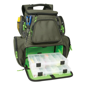 Wild River WT3606 Wild River Multi-Tackle Large Backpack