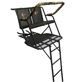 X-Stand XSLS615 X-Stand Outback 16ft Two Man Ladderstand XSLS615