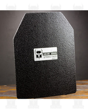 "AR500 Armor® Level III Patented Advanced Shooters Cut (ASC) 11"" x 14"""