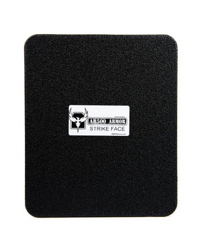 "AR500 Armor® Level III Square Back Plate 10"" x 12"""