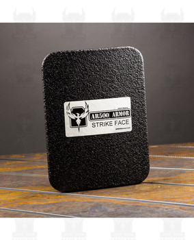 "AR500 Armor® Level III Side Plate 6"" x 8"""
