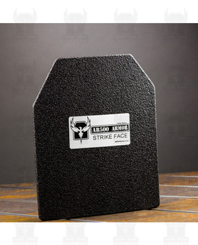 "AR500 Armor® Level III Patented Advanced Shooters Cut (ASC) 8"" x 10"""