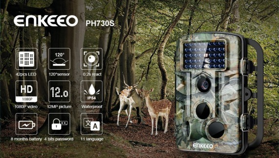 Save up to 60% on all Trail Camera  and Accessories
