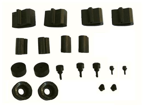 313-AB Mopar A,E-body Body Bumper Kit