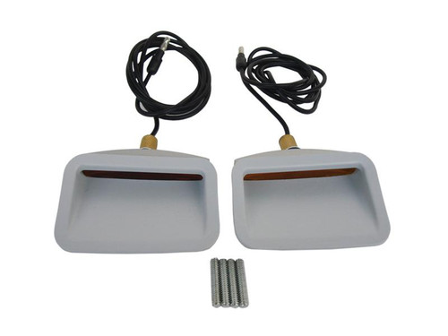 252-CH70 Mopar 1970 Dodge Charger Hood-Mounted Turn Signal Indicator