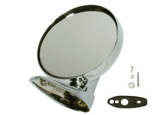 160-RHC Mopar A,B,C-body RH Manual Mirror