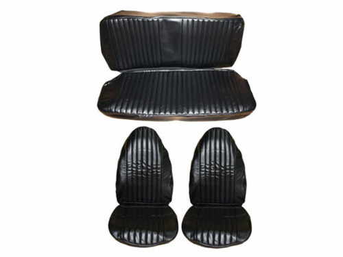 6602-BUK 1973-74 Duster Duster Front Bucket Rear Bench Seat