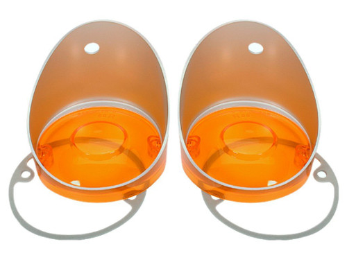 2214-A Mopar 1970-74 Dodge Challenger and 1970 Charger Parking Light Lenses