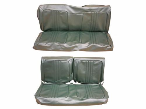 7702-BEN 1969 Coronet Superbee Front Bench Standard Style