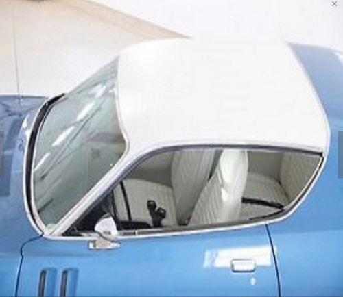 Mopar Vinyl Tops 1971-1974 Dodge Charger Canopy Top