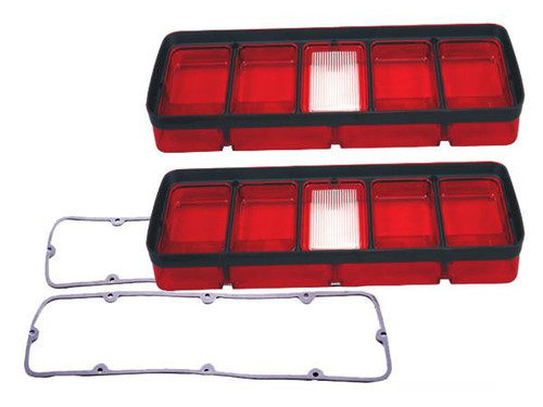 133 Mopar 1971 Plymouth Roadrunner and GTX Taillight Lenses