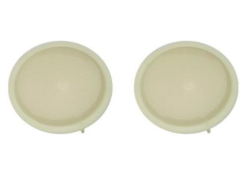 131-L Mopar 1966-70 B-body Console Light Lens