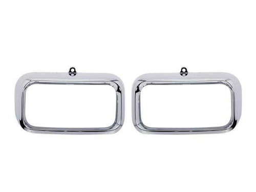 286-B Mopar 1972-74 Plymouth Cuda Parking Light Bezel