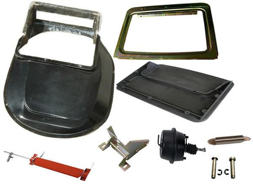 103-KIT Mopar 1970-72 B-Body Air Grabber Kit