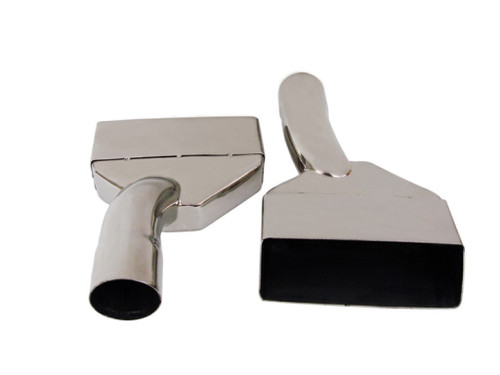 211-S2 Mopar Plymouth E-body 1-7/8 Inches Stainless Exhaust Tips