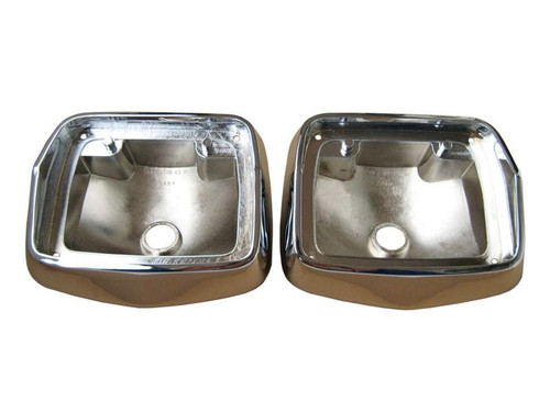 165-65B Mopar 1965 Plymouth Belvedere and Satellite Taillight Bezels