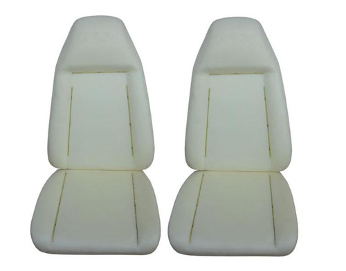 1840-RR72 Mopar 1972-74 B-body Seat Foams