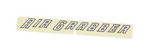 103-AGD Mopar Air Grabber Decal