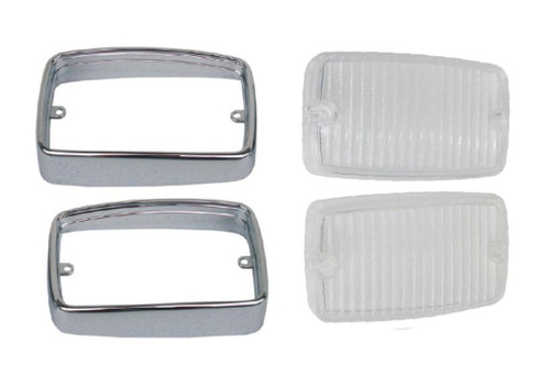 3286-SET Mopar 1970-72 Plymouth Duster Parking Light Set