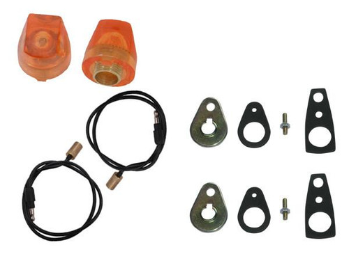 252-71LKIT Mopar 1971 Plymouth Cuda Turn Signal Indicator Lens Kit