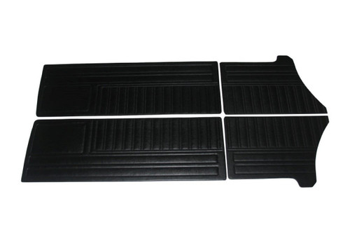 6504 Mopar 1970 Duster And Duster 340 Front and Rear Door Panels