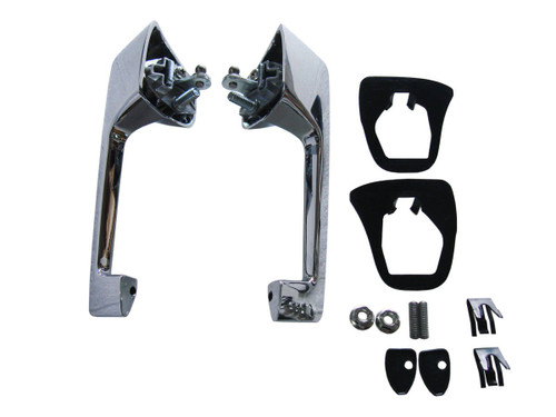 159-65 Mopar 1964-66 Plymouth Barracuda and 1965 B-body Outside Door Handles