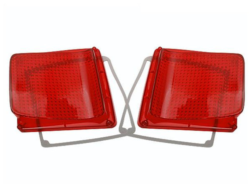165-L Mopar 1969 Plymouth GTX Taillight Lenses