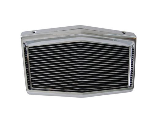 131-BT Mopar 1966-70 B-body Diecast Chrome Console Back Trim