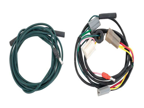 2209-W Mopar 1970 Plymouth Cuda Road Lamps Harnesses