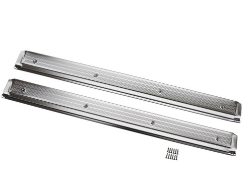 466-b66 mopar 1966-67 b-body door sill plates