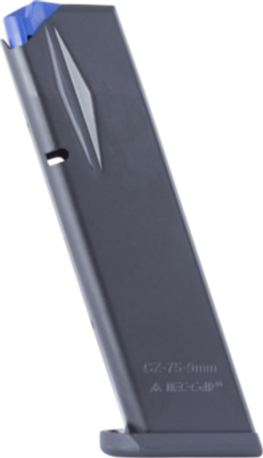 CZ 75 9mm 17rd AFC Mec-Gar Mag