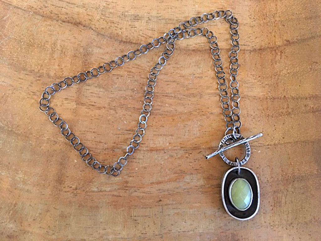 Toggle Moat Necklace