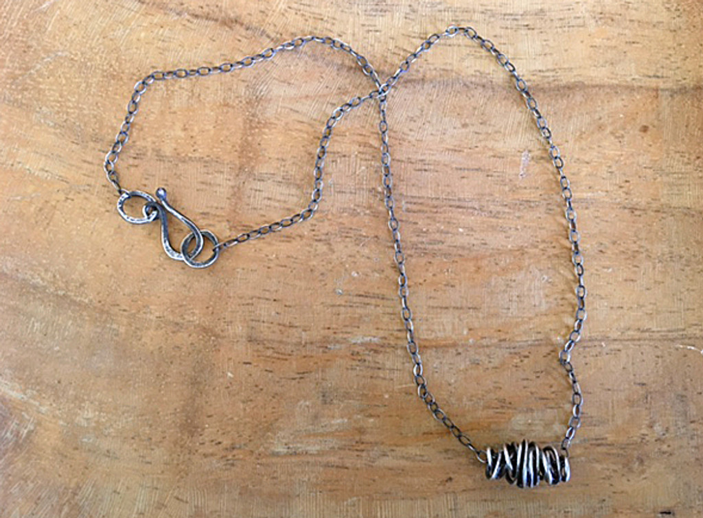 Tangle Bead Necklace