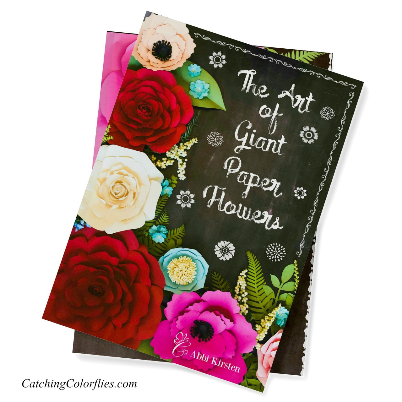 Books on paper flower making akbaeenw books mightylinksfo