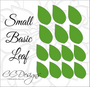 Small Basic Leaf Template