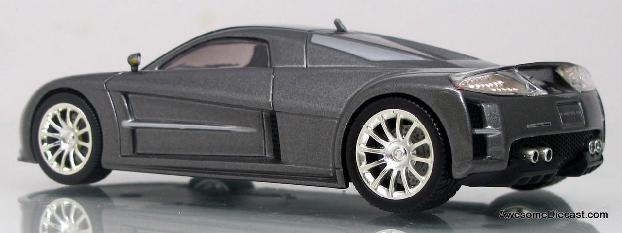 Norev 143 2004 Chrysler Me Four Twelve Concept Awesome Diecast